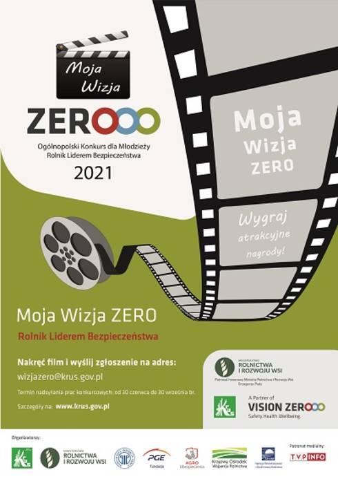 Moja Wizja Zero - konkurs