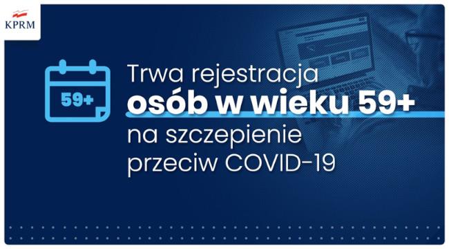 Szczepienia przeciwko COVID-19 - plakat