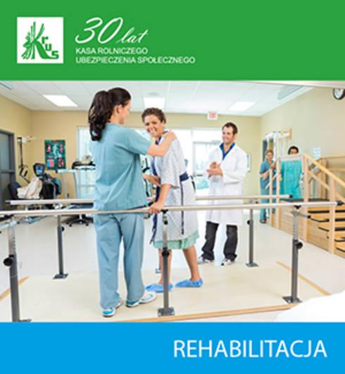 Plakat - rehabilitacja